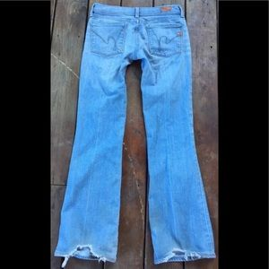 Citizens Of Humanity Jeans - Citizens of Humanity Light Jeans 28 Boot denim
